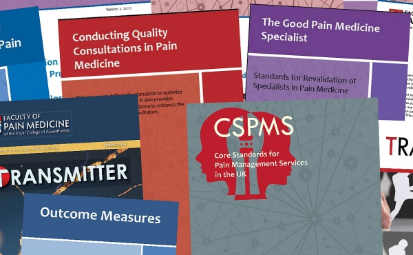 Collage of FPM publications