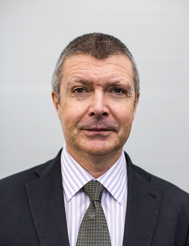 Headshot of Dr Andy Nicolaou