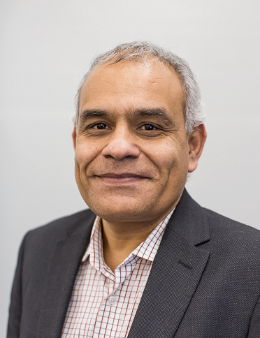 Headshot of Dr Manohar Sharma