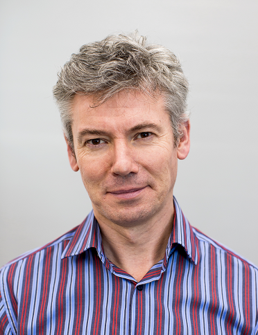Headshot of Dr Nick Plunkett